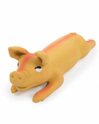 Rubber Tossable Pig