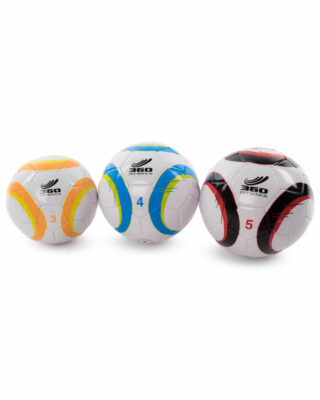 Attack Soccer Ball three sizes