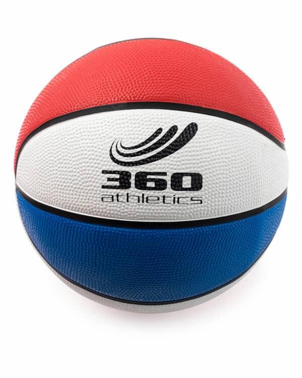 Game Rubber Basketball - Tri Colour