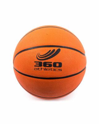 Game Rubber Basketball - Orange