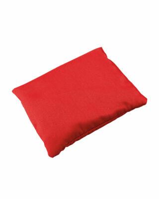 Red Cotton Bean Bag