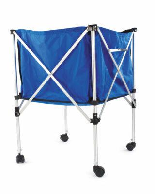 Folding Ball Storage Cart