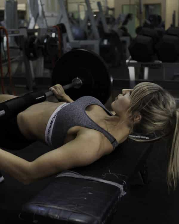 COREFX Barbell Pad hip thrust