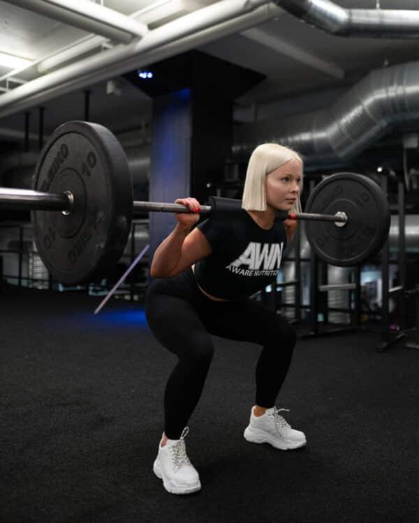 COREFX Barbell Pad squat