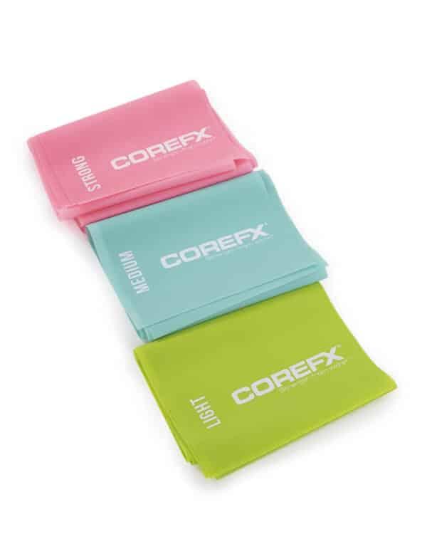 COREFX Flat Band Set product shot