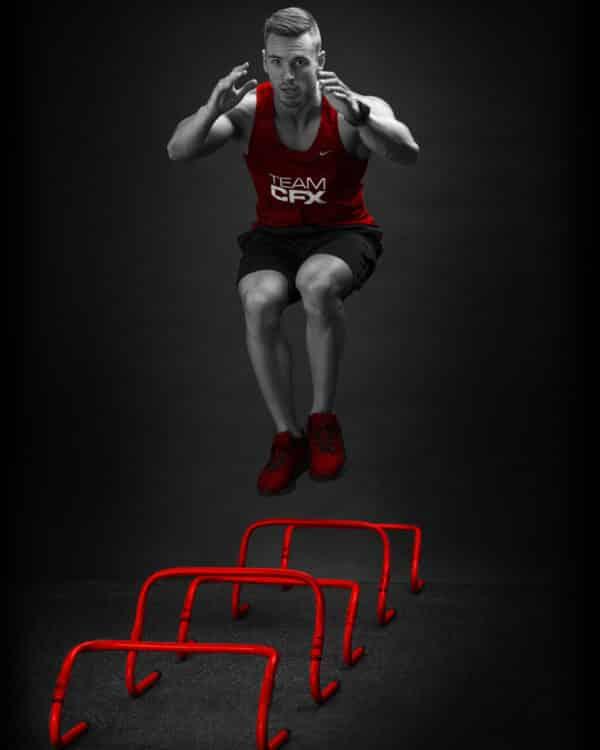 COREFX 2-1 Adjustable Hurdles jump