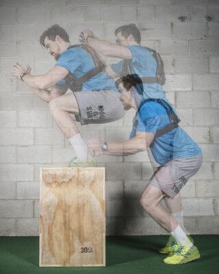 COREFX 3-In-1 Plyobox jump