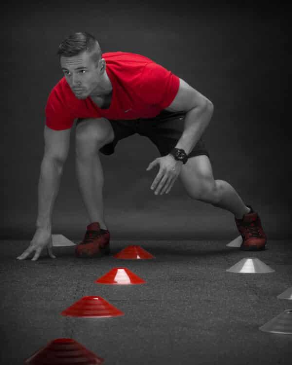 COREFX Training Cone Set male agility training