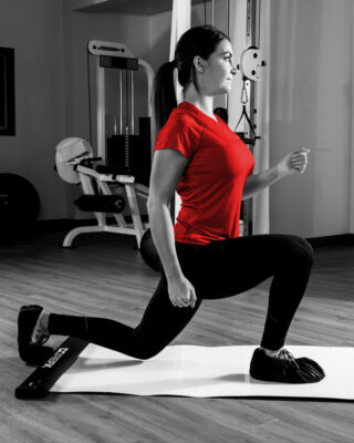 COREFX Skill Slide lunge