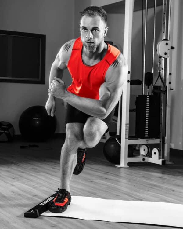 COREFX Skill Slide lateral movement