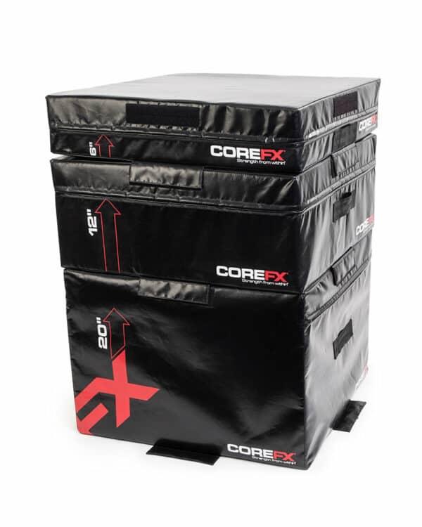 COREFX stackable Plyobox