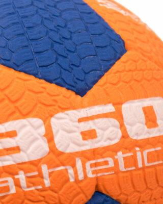 Street Soccer Ball Close-up