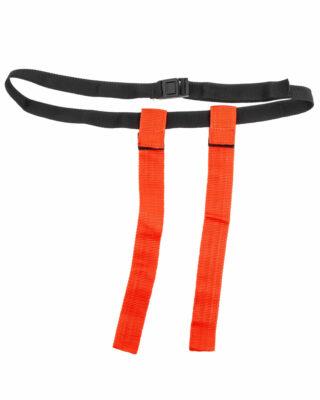 Flag Football Belt Red