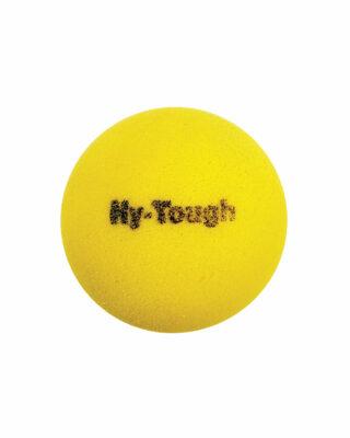 Foam high bounce ball