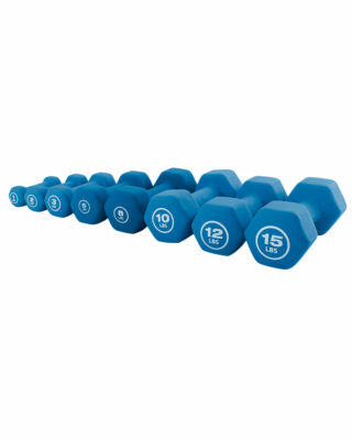 Group of Concorde Dumbbells