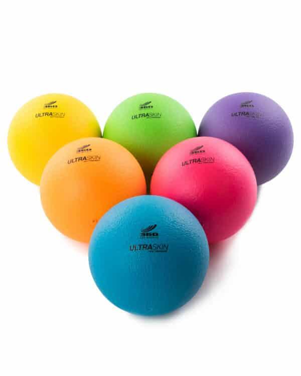 Neon Ultraskin Balls Group Shot