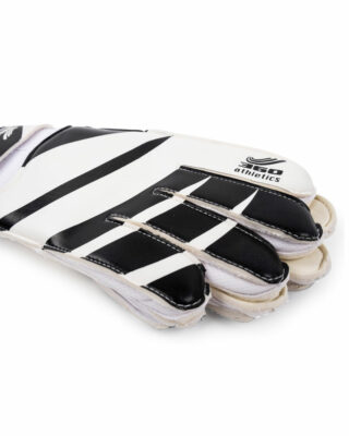 pro goalie glove close-up