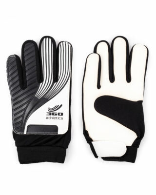 pair of youth goalie gloves