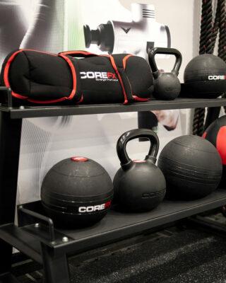 COREFX equipment storage shelf