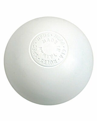 Official Lacrosse Ball White