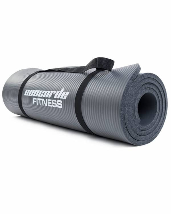 Rolled up Concorde Exercise Mat