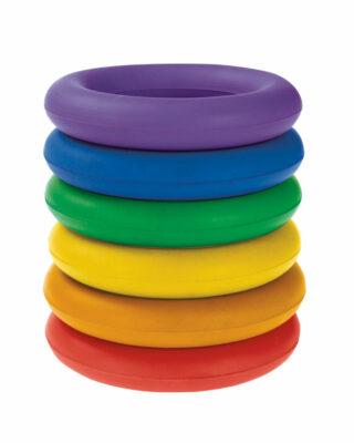 Rainbow Deck Rings