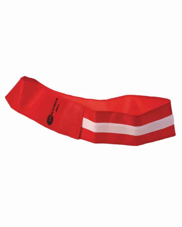 Velco ID Belt Red