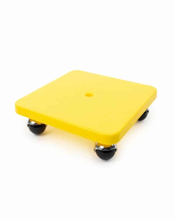 """12"""" Scooter Board Yellow"""