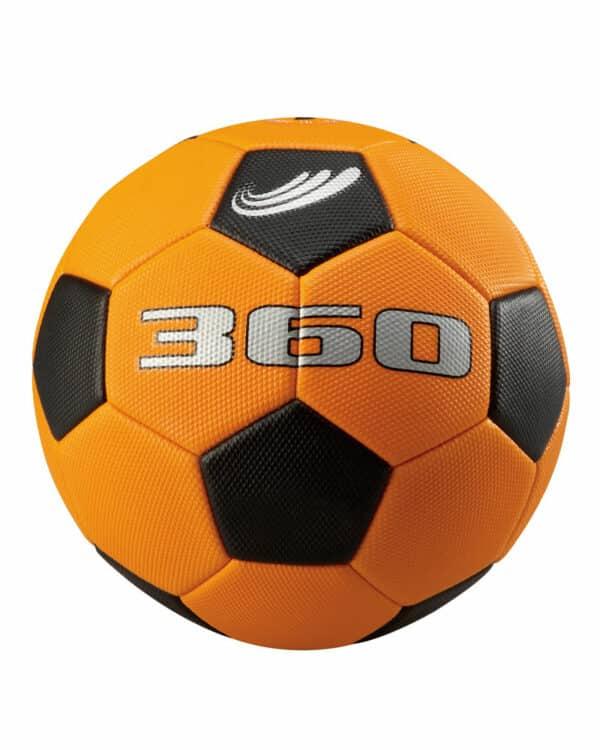 Orange Diamond-Tek Soccer Ball