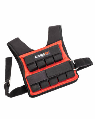 40 lb weighted vest straps