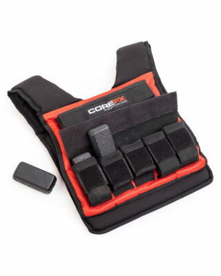 40 lb weighted vest removable weights