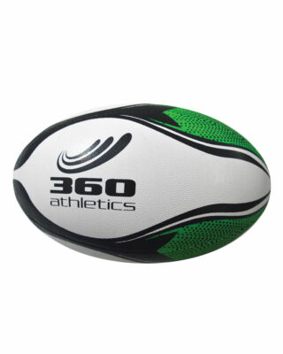 Green Size 4 Rugby Ball