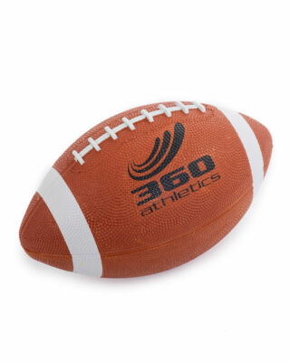 Pro Rubber Footballs Side View