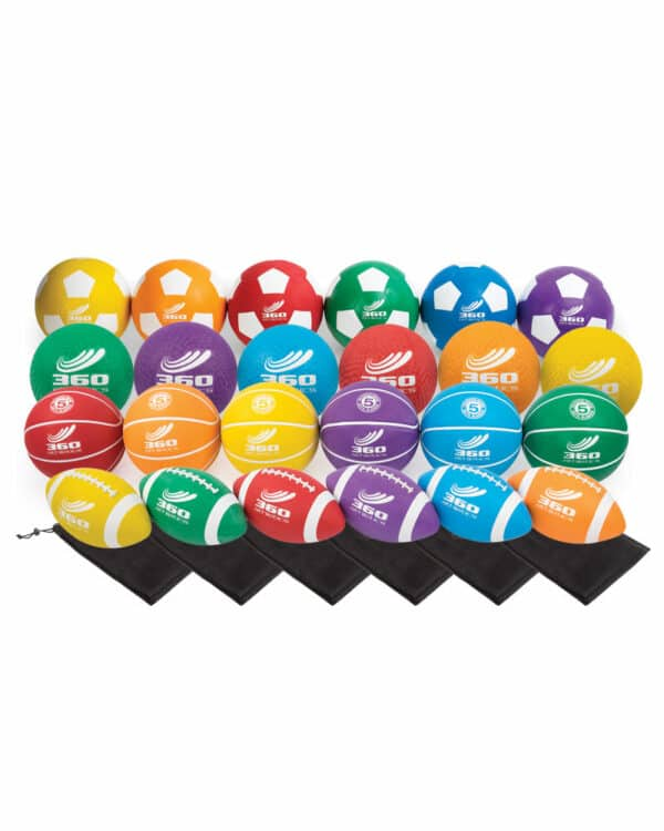 Rubber Ball Kit