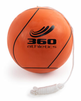 Tetherball Rubber With Cord