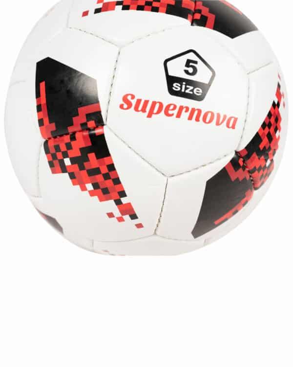 supernova soccer ball size 3 close up