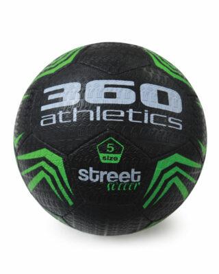 Asphalt Soccer Ball Front