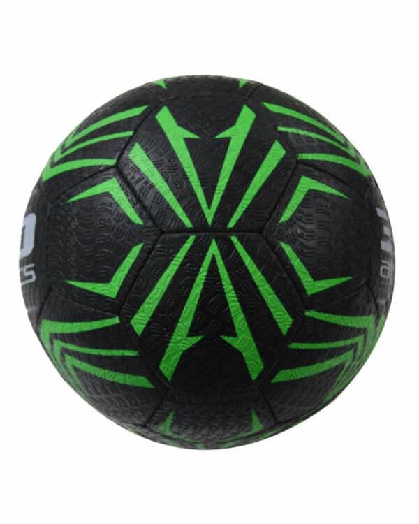 Asphalt Soccer Ball Side
