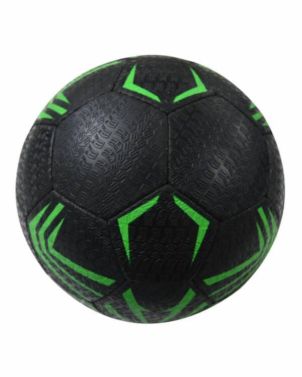 Asphalt Soccer Ball Back