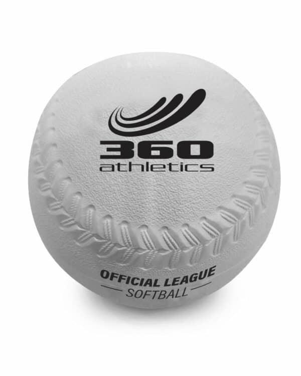 Rubber softball by 360 athletics