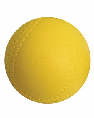 Coated foam baseball