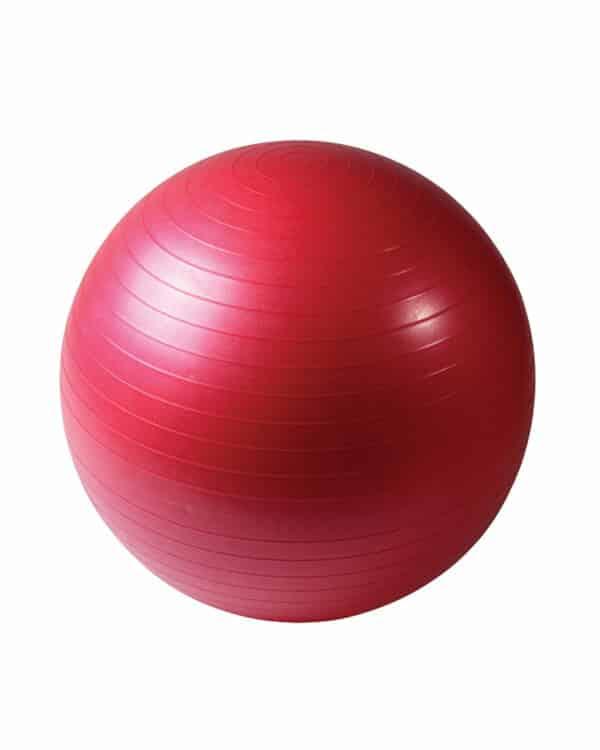 Red Anti-Burst Stability Ball