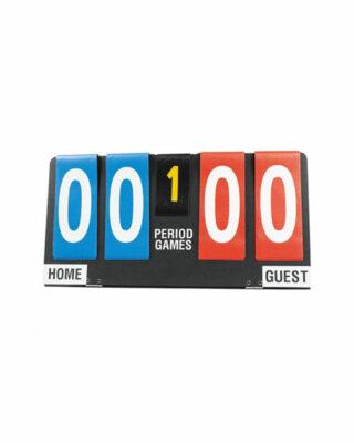 Portable Flip-A-Scoreboard
