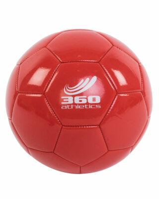Size 5 red screamer soccer ball