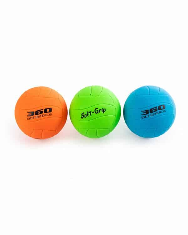 Soft-Grip Volleyball Set