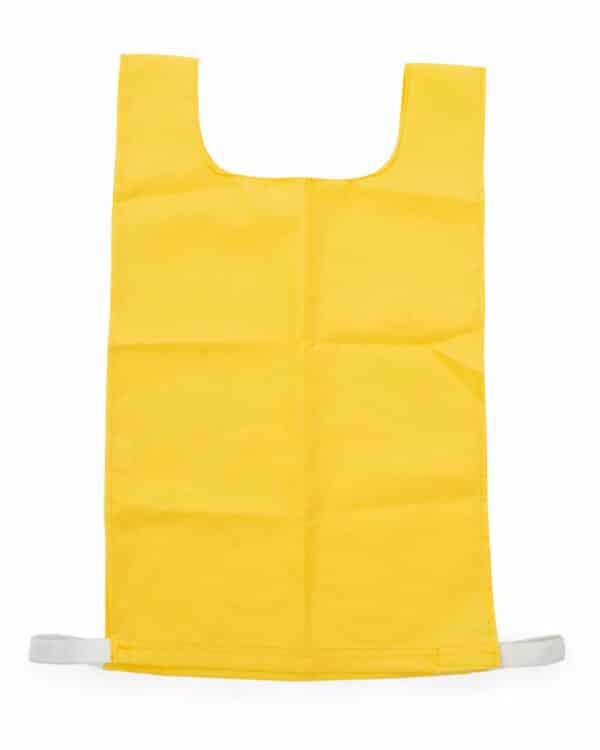 Yellow Cotton Pinnie