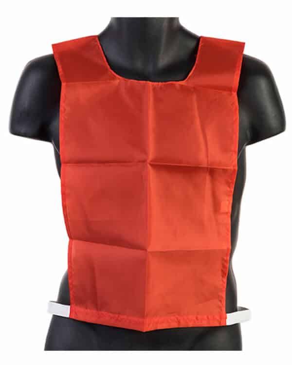 Red Adult Pinnie