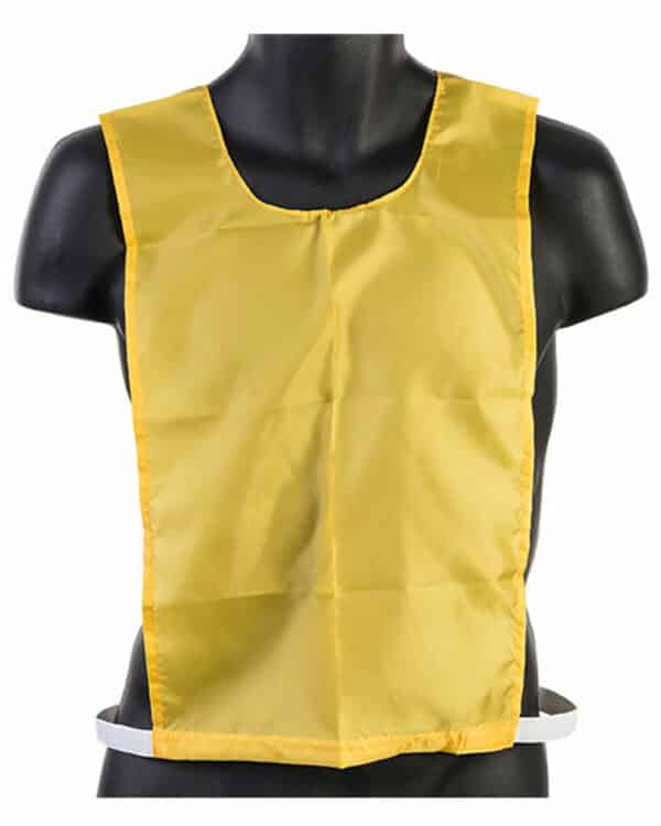 Yellow Adult Pinnie