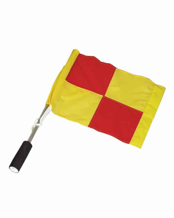 Checkerboard Linesman Flag