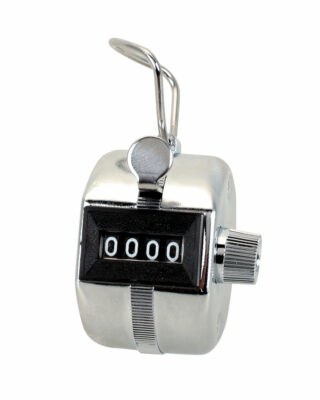 Pitch Tally Counter for Baseball
